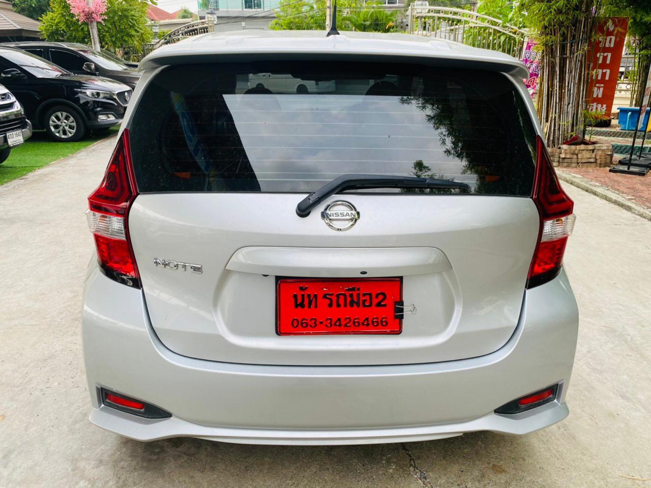 🌈ปี2020 Nissan Note 1.2  VLรุ่นTOP   🌈ไมล์แท้💯%  23,xxx กม. รูปที่ 4