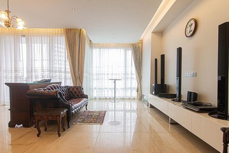 ให้เช่า คอนโด For rent The Infinity Condo ดิ อินฟินิตี้ คอนโดมิเนียม 272 ตรม. 272sqm. in the heart of Silom CBD Only one รูปที่ 4