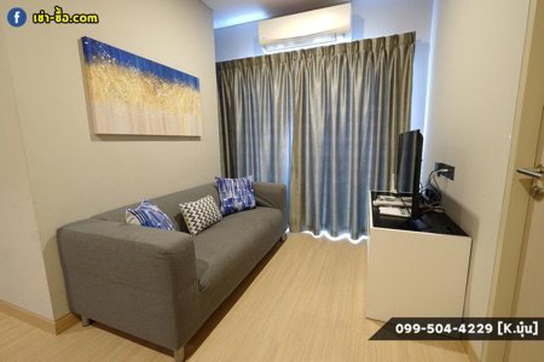 ให้เช่า คอนโด 2 ห้องนอน สะอาด สะดวก สบาย Lumpini Suite เพชรบุรี-มักกะสัน 43 ตรม. แถมยัง Built-In ทั้งห้องอีกนะ รูปที่ 1
