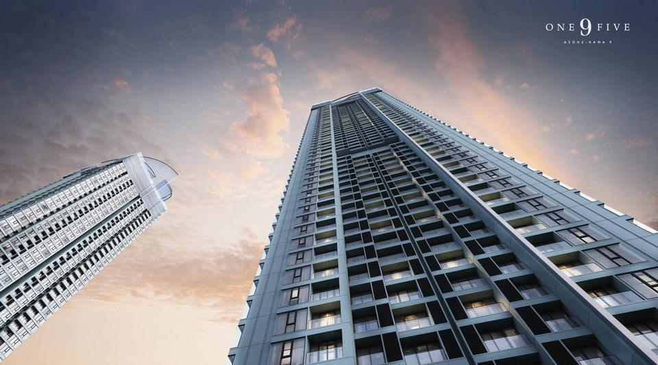 For Sale  One9Five Asoke-Rama9 รูปที่ 6