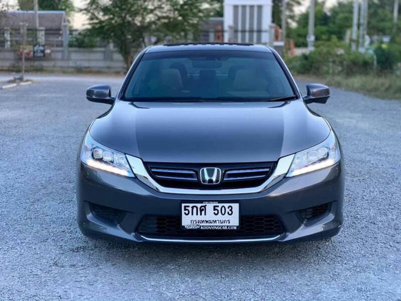 Honda accord 2.0 รูปที่ 1