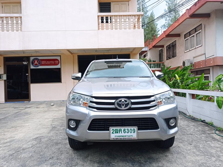 Toyota revo 2.4G navi ปี2016 #ขายด่วน รูปที่ 3