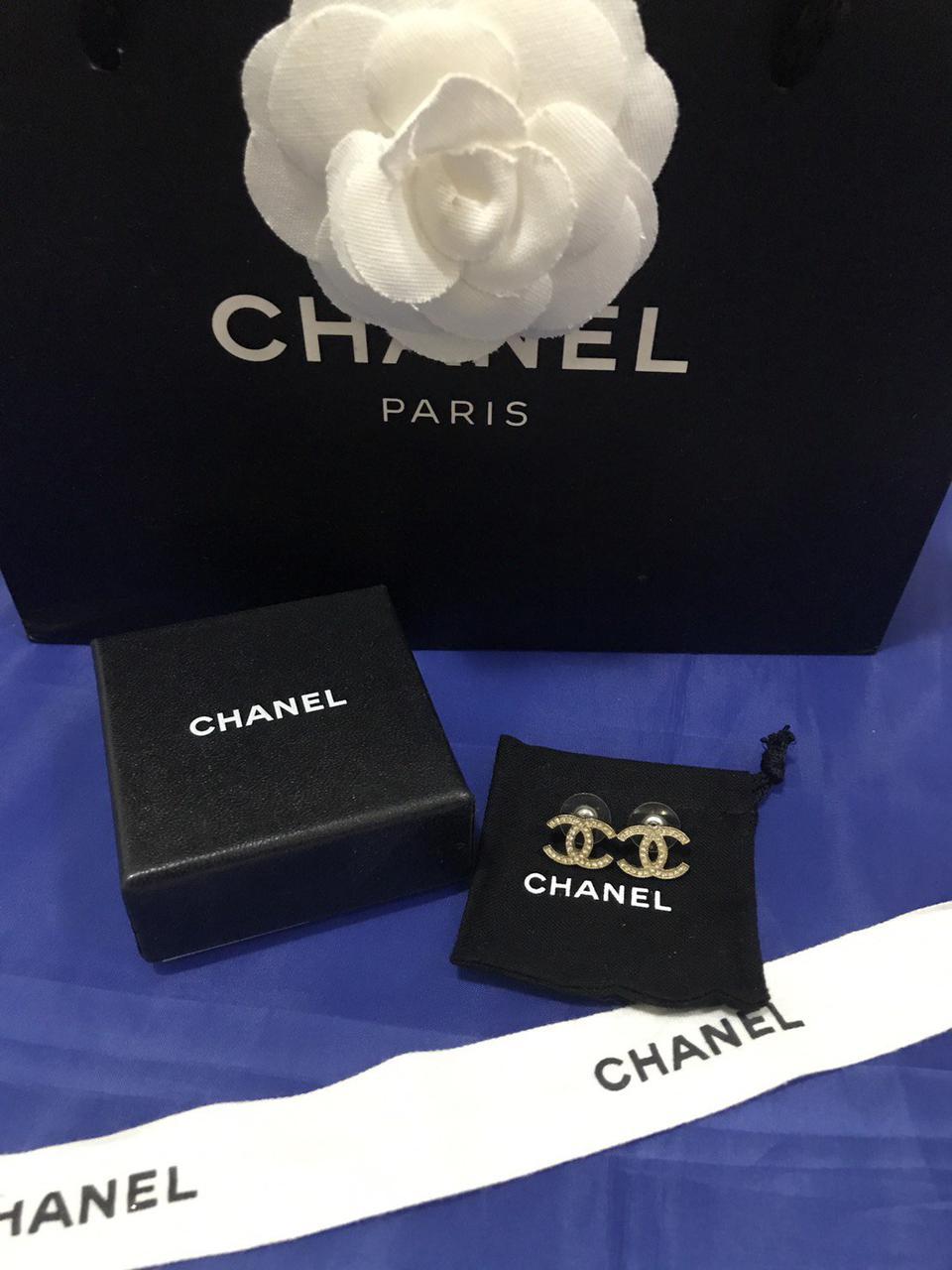 ต่างหู Chanel รูปที่ 1