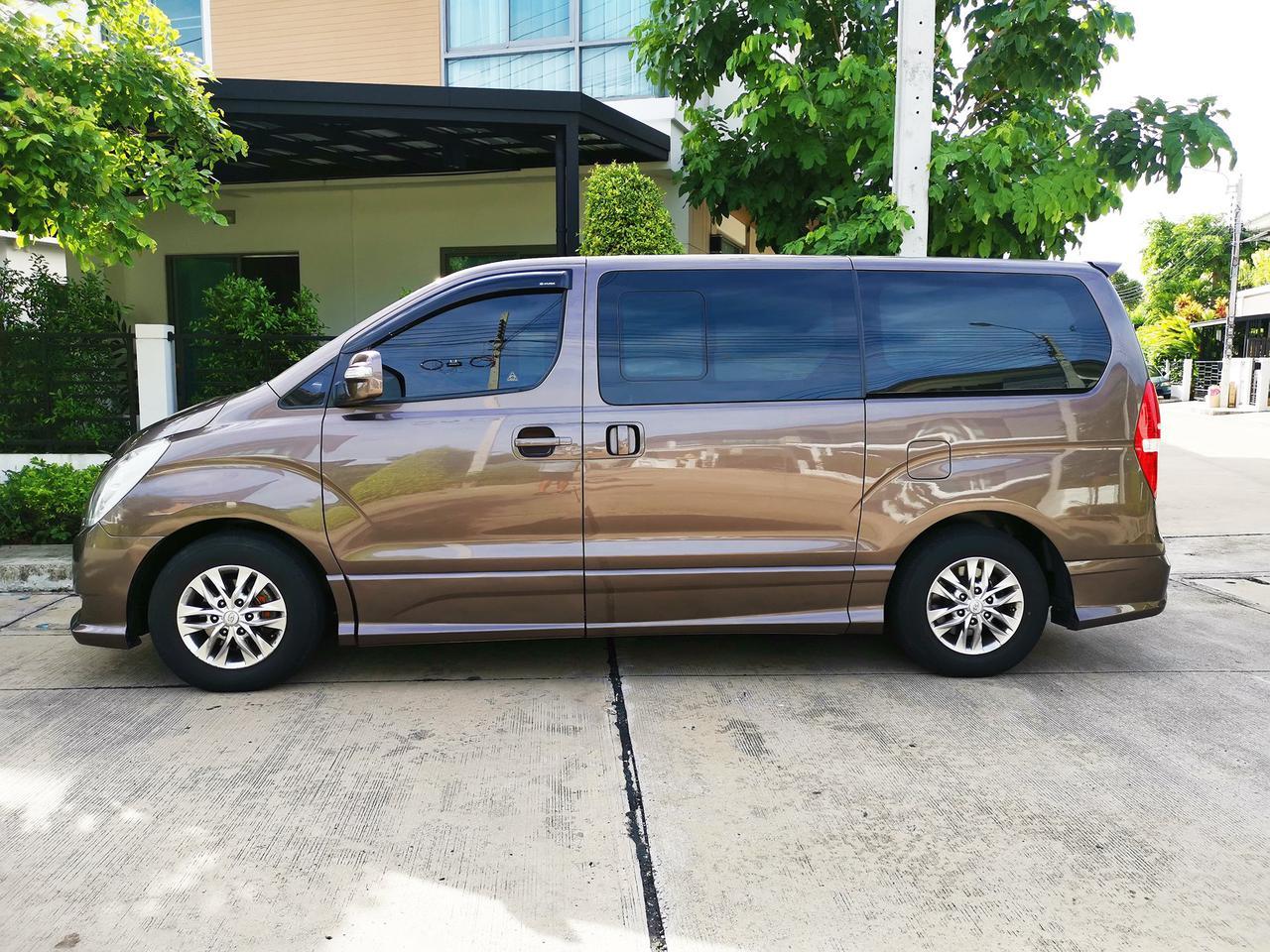 Hyundai H-1 2.5 Elite (ปี 2015) Van AT รูปที่ 3