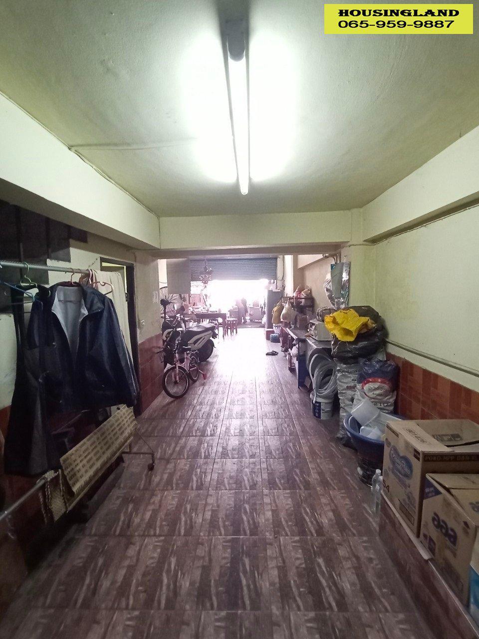 ขายตึกแถว 4 ชั้น 2 คูหา ติดถนนลำลูกกา คลอง2 ตรงข้ามร้านสุกี้ตี๋น้อย  รูปที่ 1