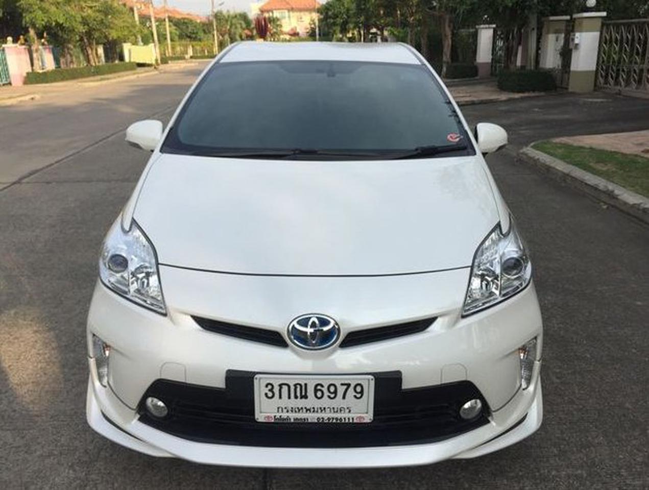 ขายรถยนต์ Toyota Prius ลำลูกกา ปทุมธานี รูปที่ 3