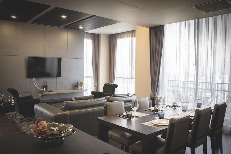 Quattro by Sansiri (Thonglor 4) condominium for rent near BTS Thonglor รูปที่ 2