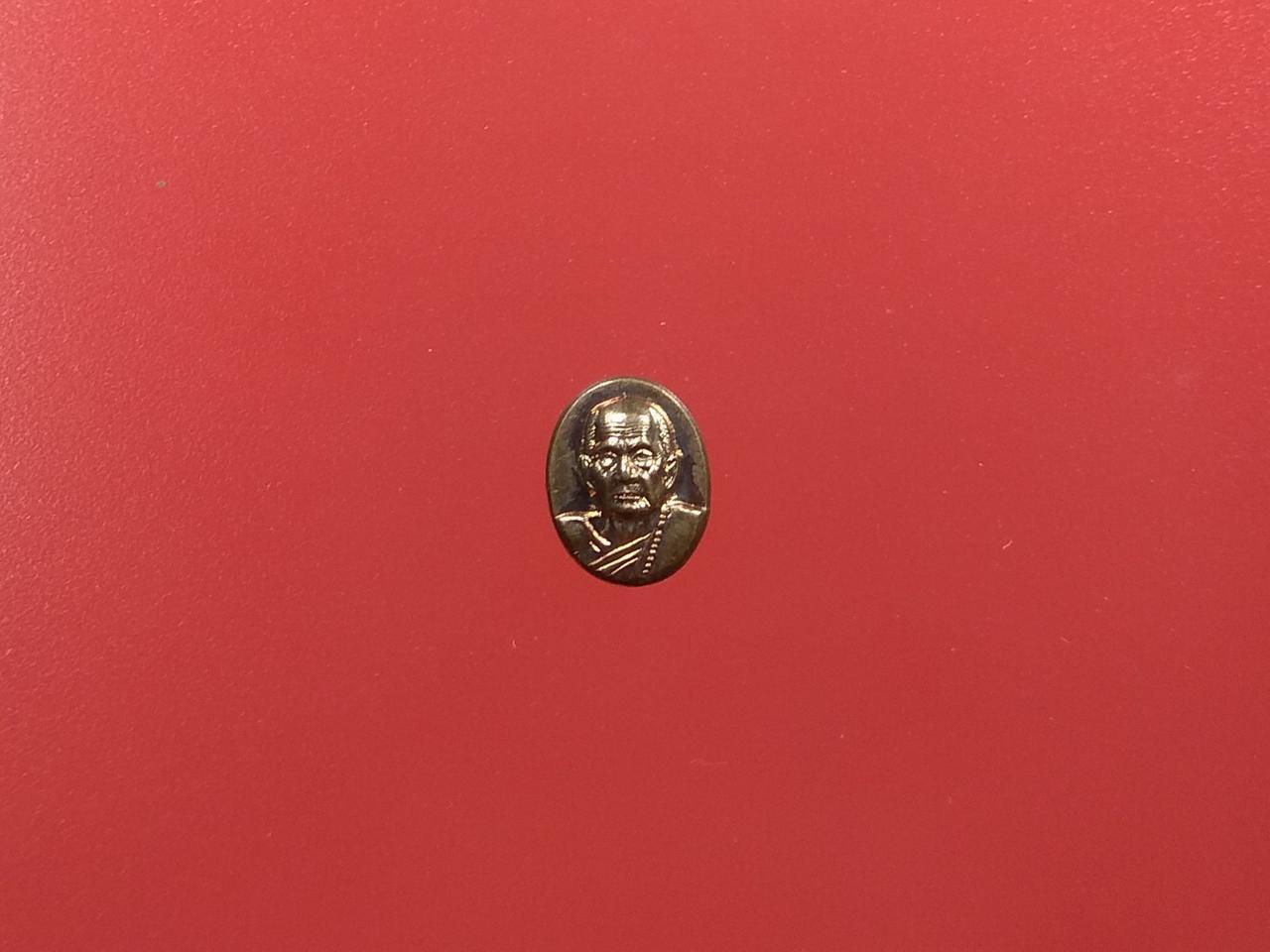 เหรียญเม็ดยาเล็ก วัดป่าหนองหล่ม รุ่นรวยเบิกฟ้า ปี59 รูปที่ 6