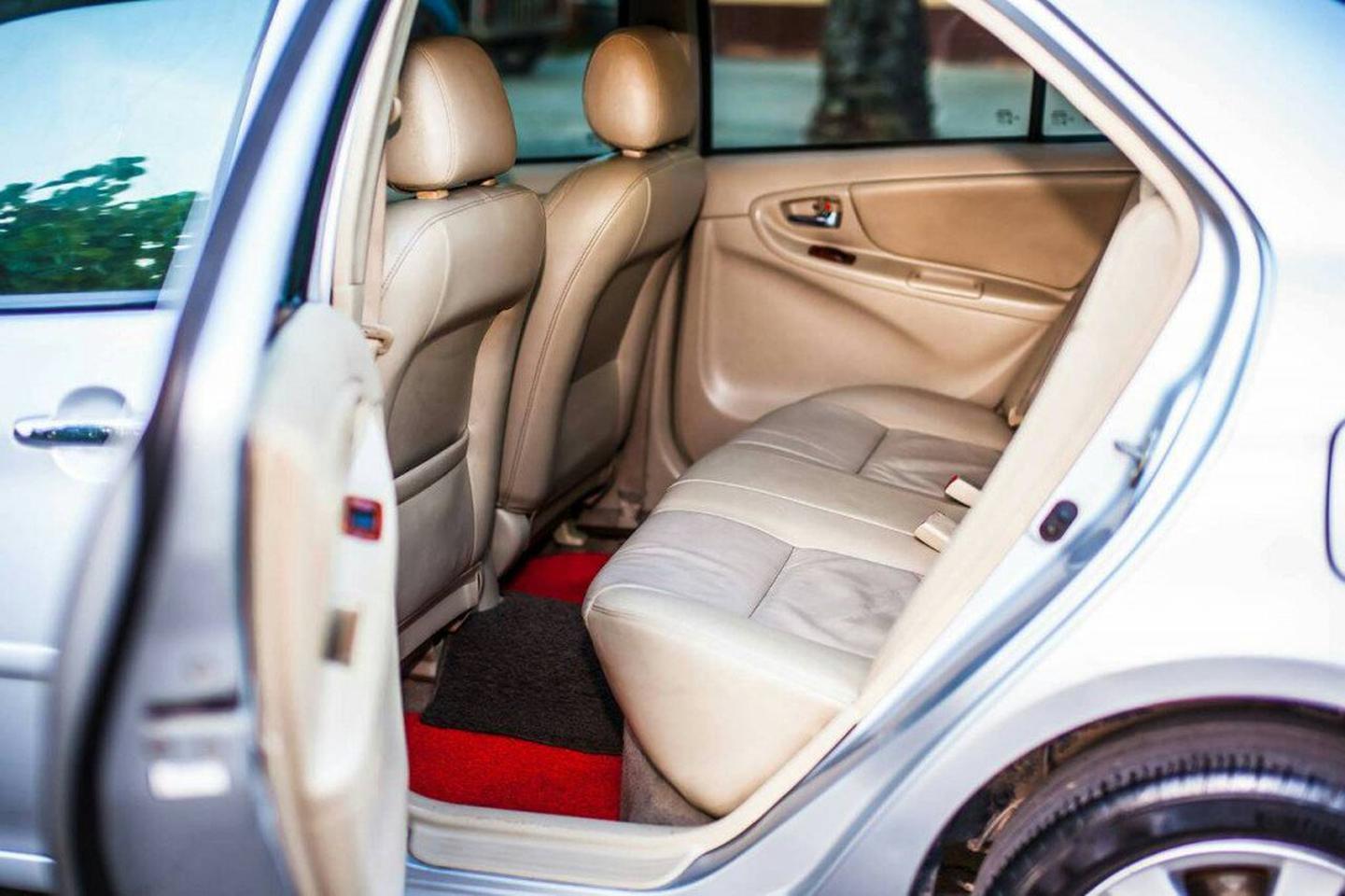 ขายรถรถเก๋ง Toyota Vios รูปที่ 6