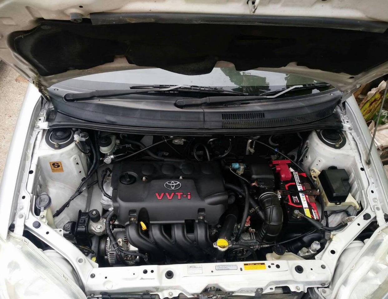 ขายรถรถเก๋ง Toyota Vios รูปที่ 5