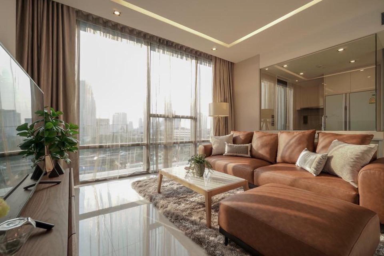 For rent  The Bangkok Sathorn (corner room) รูปที่ 4