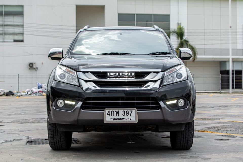 ปี 2016 Isuzu MU-X 3.0 4WD SUV 7 ที่นั่ง (DVD NAVI) ตัวTop รูปที่ 2