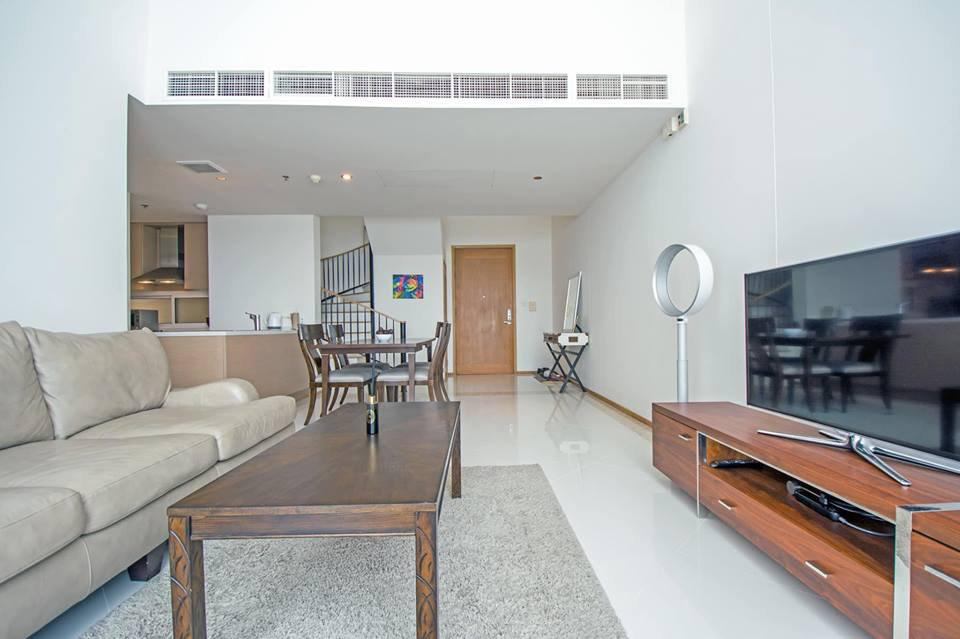 For rent  The Empire Place รูปที่ 3