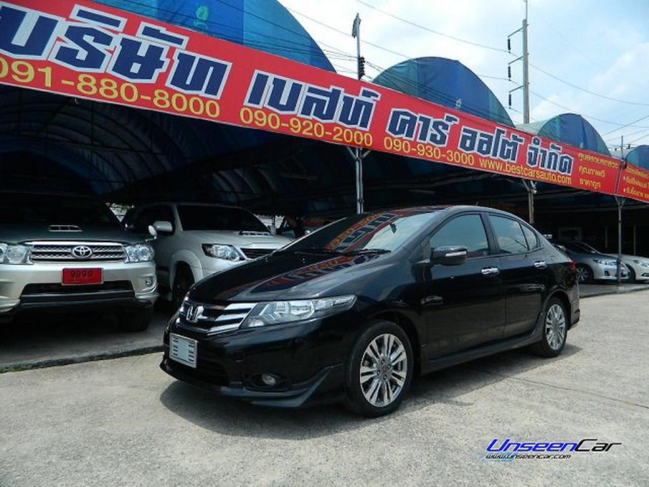 HONDA CITY i-VTEC 1.5(BEST CARS AUTO 14) รูปที่ 2