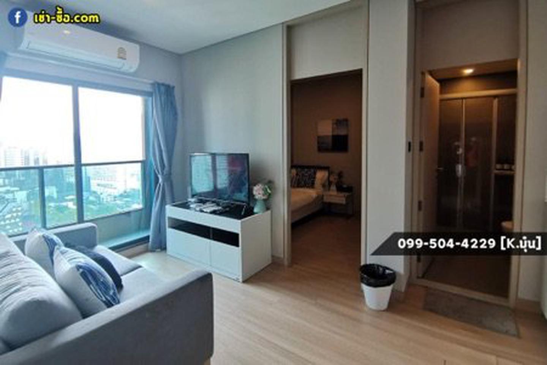 ให้เช่า คอนโด 2 ห้องนอน เครื่องใช้ครบครัน Lumpini Suite เพชรบุรี-มักกะสัน 43 ตรม. แถมยัง Built-In ทั้งห้องด้วยนะ รูปที่ 1