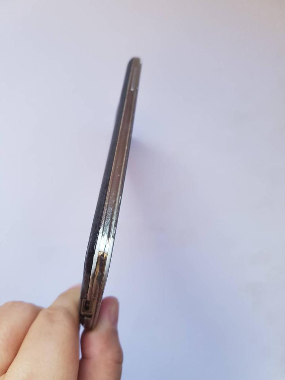 ซัมซุง S5 สีดำ ใช้งานได้ปกติทุกอย่างคะ รูปที่ 2