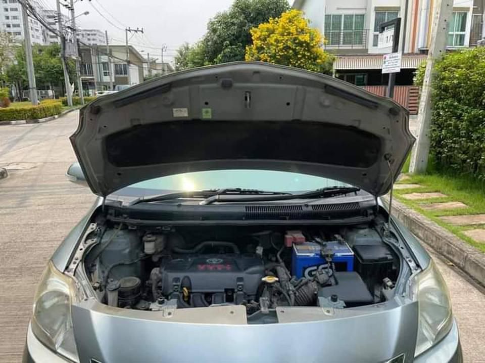 Toyota Vios 1.5E A/T ปี 2010 รูปที่ 6