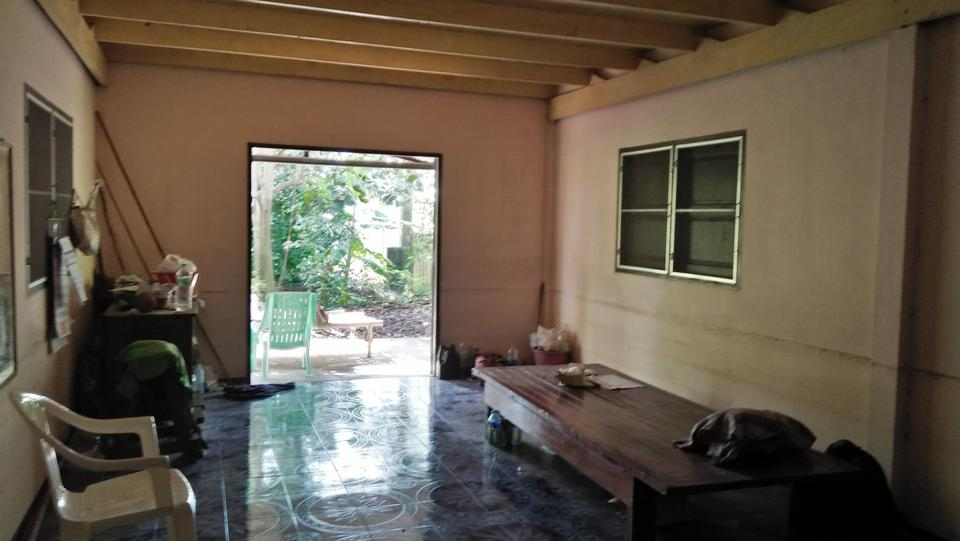 Sale Suburban land & small house can adapt will be Home sta รูปที่ 4