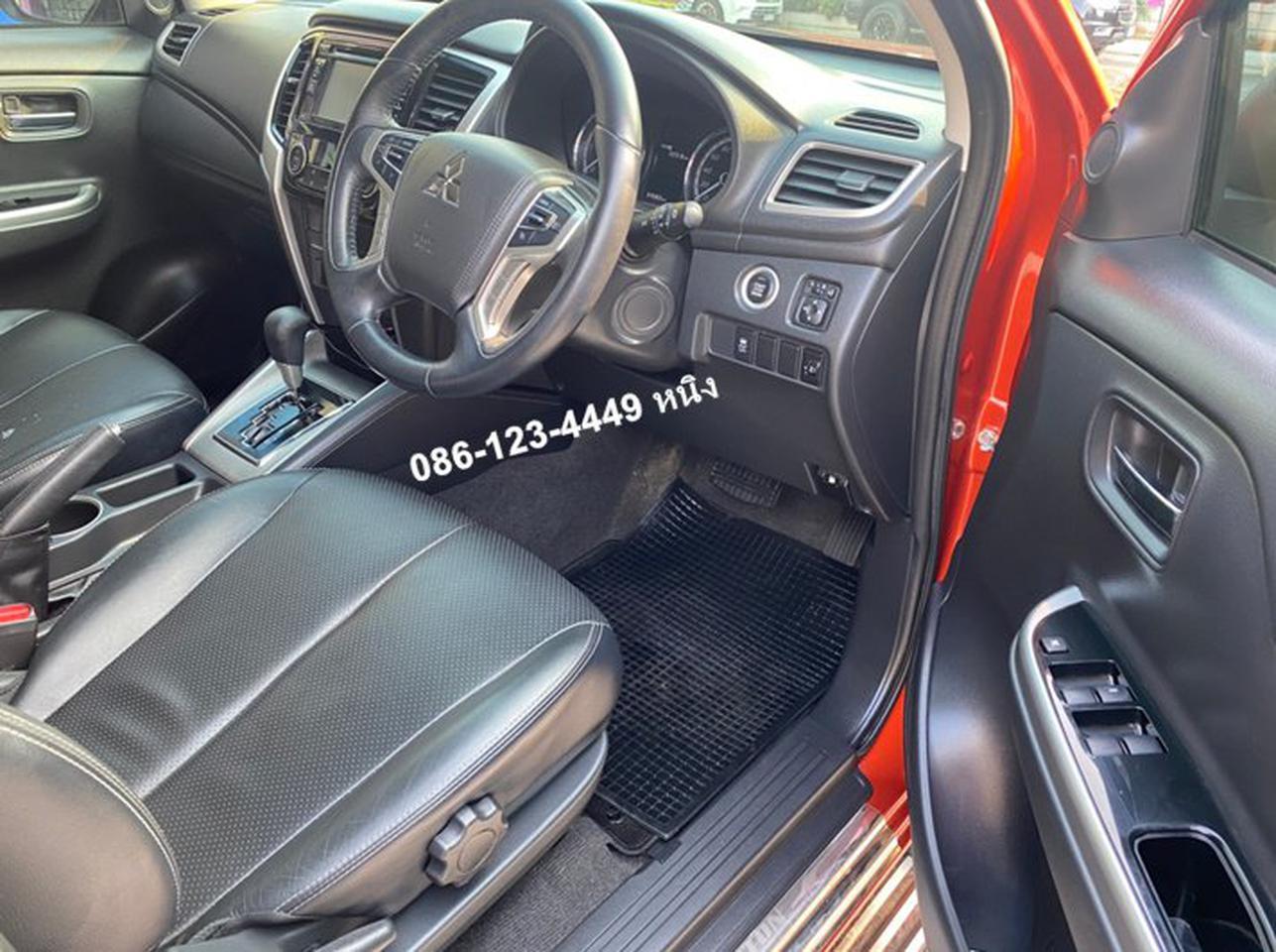 Mitsubishi Triton 4 Door 2.4 GT Plus ปี 2019 เกียร์AUTO รูปที่ 5