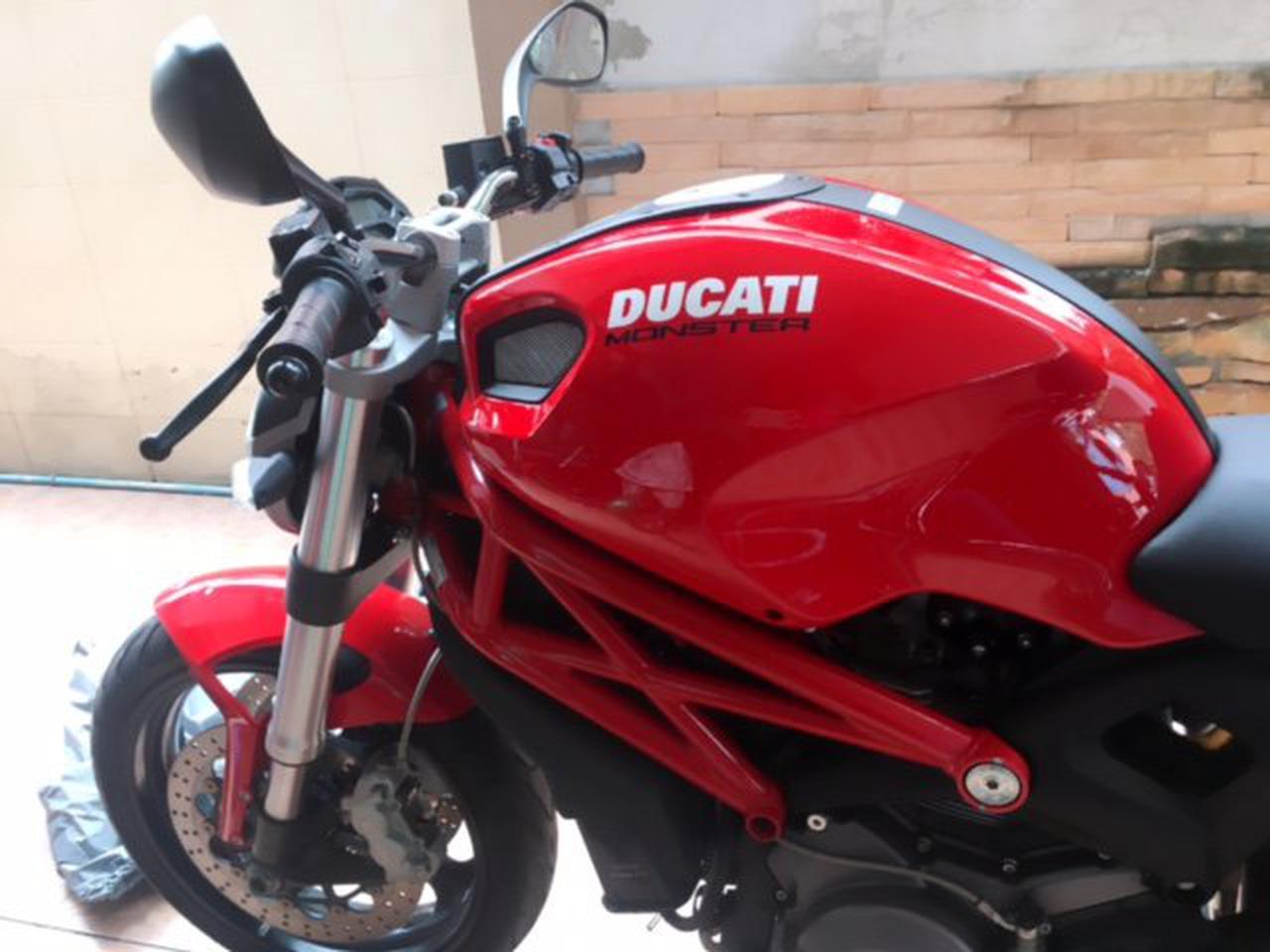 ขายรถ Big Bike ยี่ห้อ Ducati รูปที่ 2