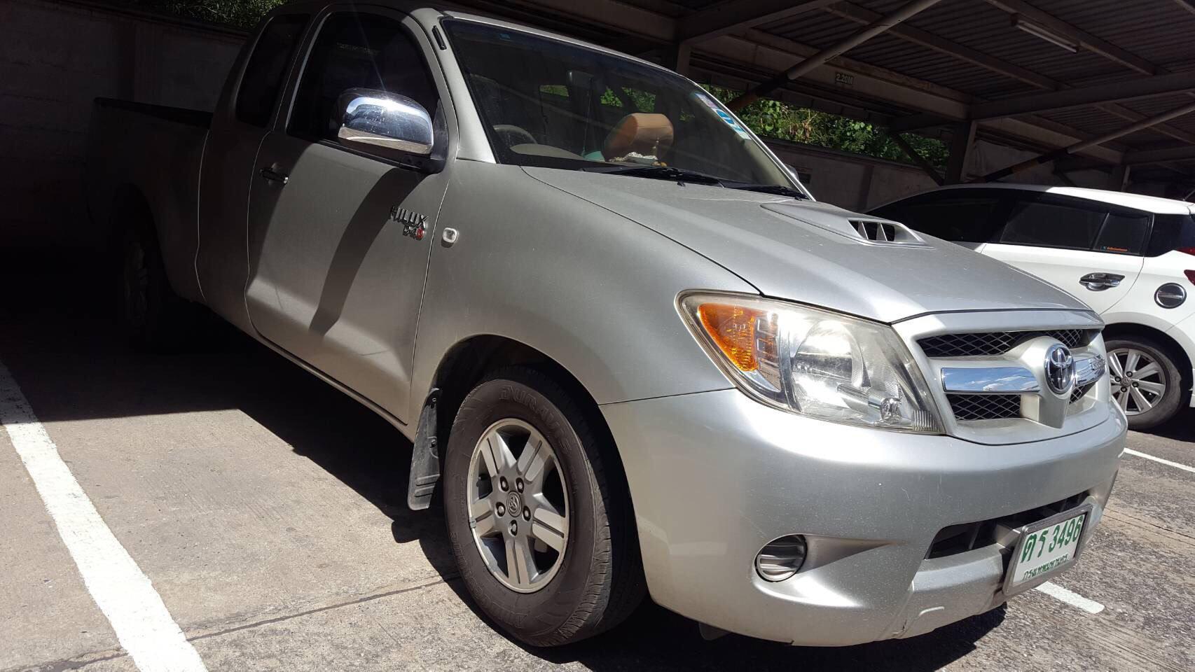 2007 TOYOTA  VIGO CAB 2.5 E รูปที่ 2
