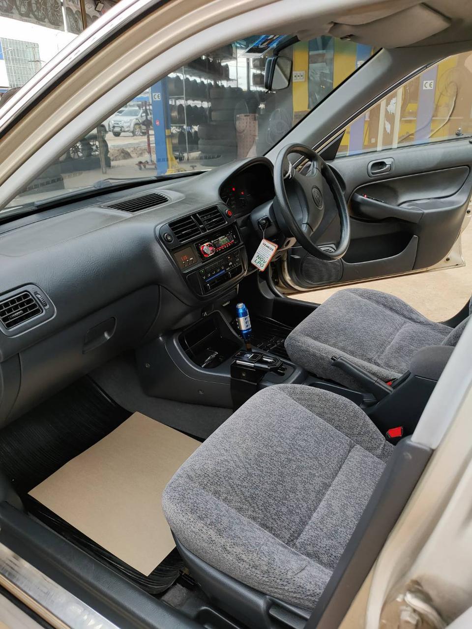 ขายรถเก๋ง Honda civic ตาโตปี 96  จ.พิษณุโลก รูปที่ 4