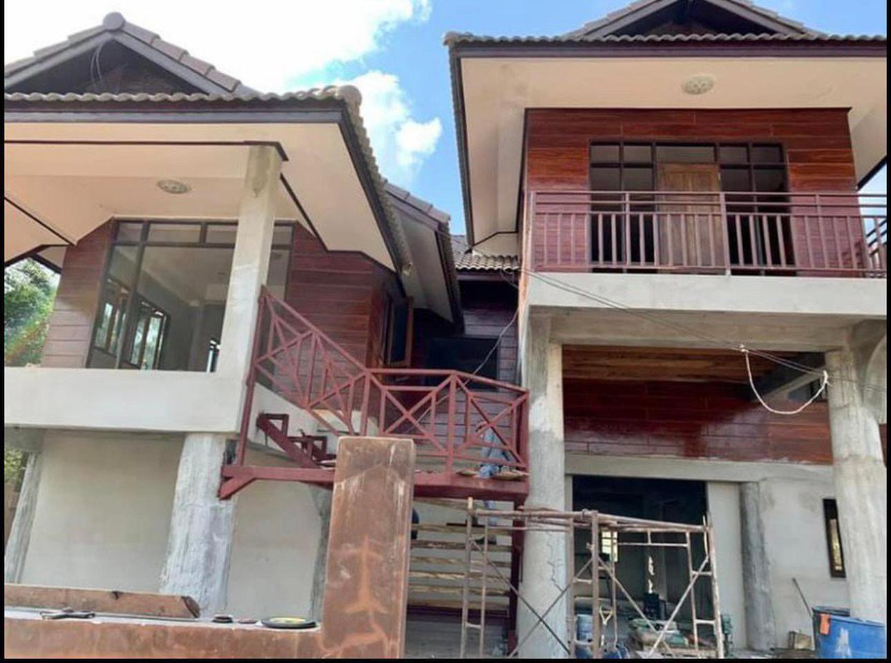 ขายบ้านเดี่ยว 2 ชั้นพัทยา  บ้านขายถูกใกล้เสร็จแล้ว ราคาขาย 3.9 ล้านบาท รูปที่ 5