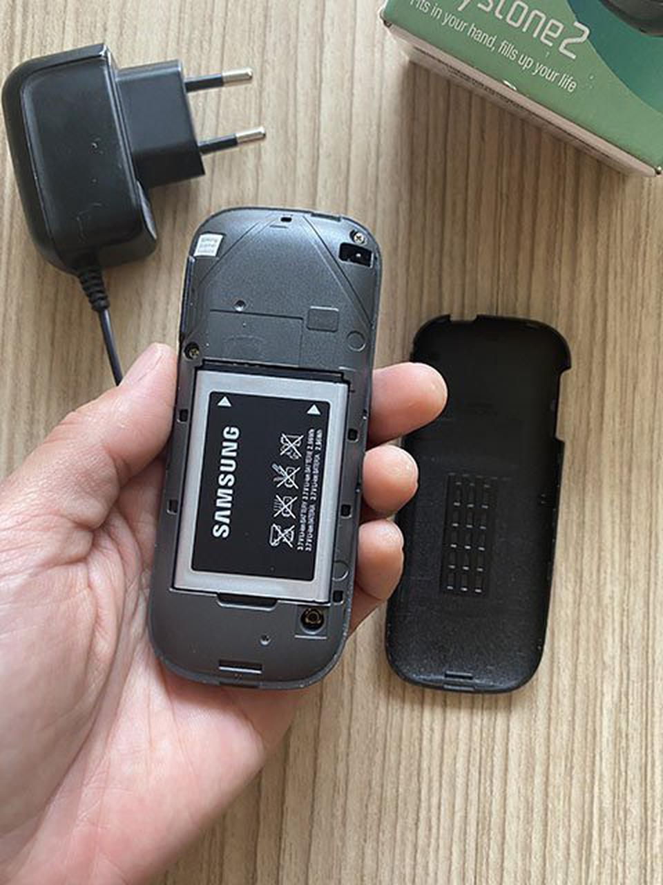 โทรศัพท์มือถือ Samsung keystone2 ซัมซุงฮีโร่เเบตอึดอยู่ได้5วัน มือสองสภาพดี ทนทาน เสียงชัด สัญญาณดี รูปที่ 4