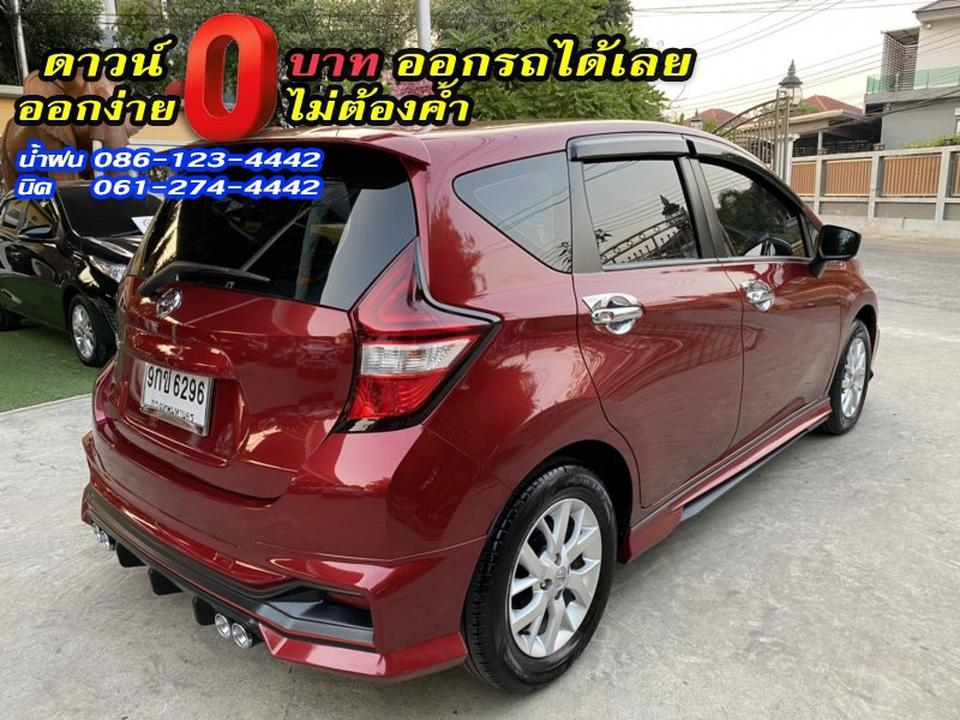 NISSAN NOTE 1.2VL 2019 รูปที่ 6