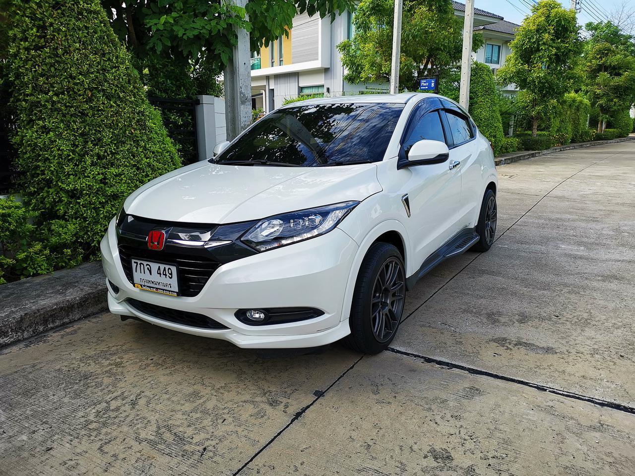 Honda HR-V 1.8 E Limited (ปี 2018) SUV AT รูปที่ 1