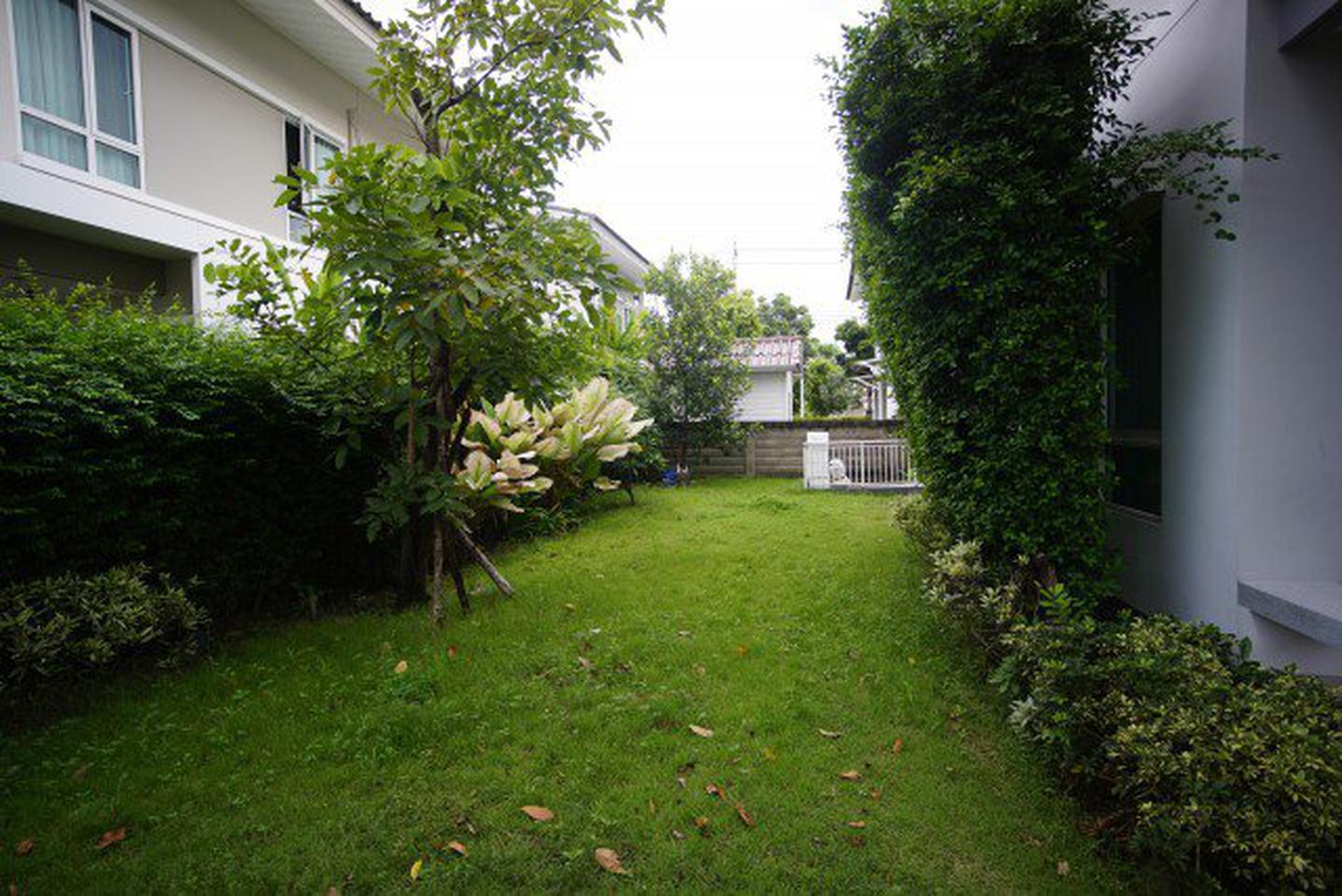 บ้านเดี่ยว 2ชั้น ฮาบิเทีย โมทีฟ ปัญญาอินทรา  รูปที่ 1