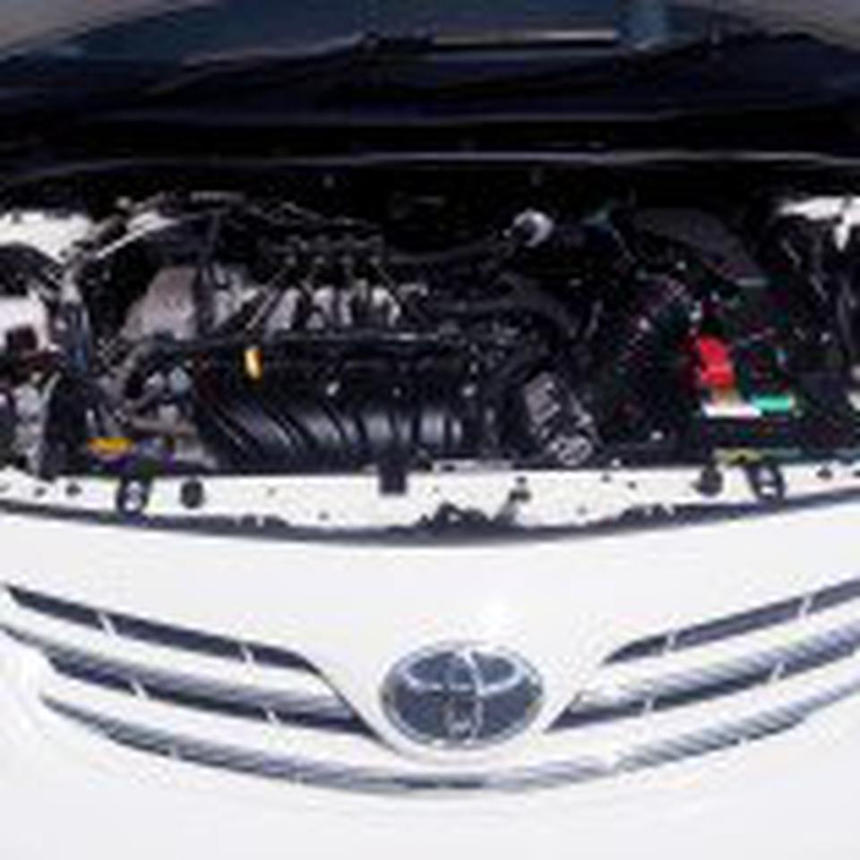 Toyota Altis(tee 1) รูปที่ 4