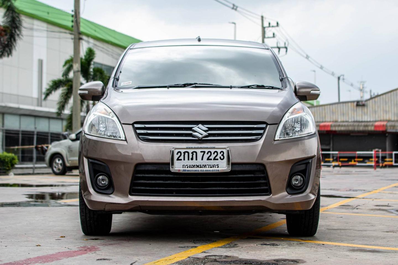 Suzuki Ertiga 1.4 GX เบนซิน 2013 รูปที่ 2