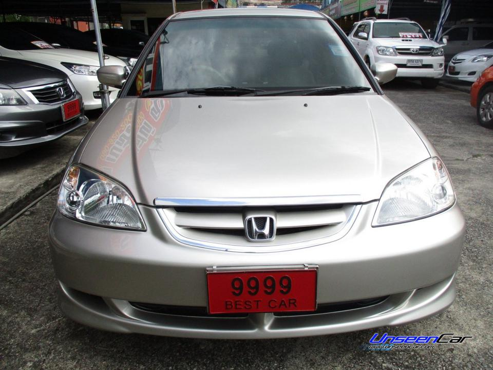 HONDA CIVIC(.BEST CARS AUTO2) รูปที่ 1
