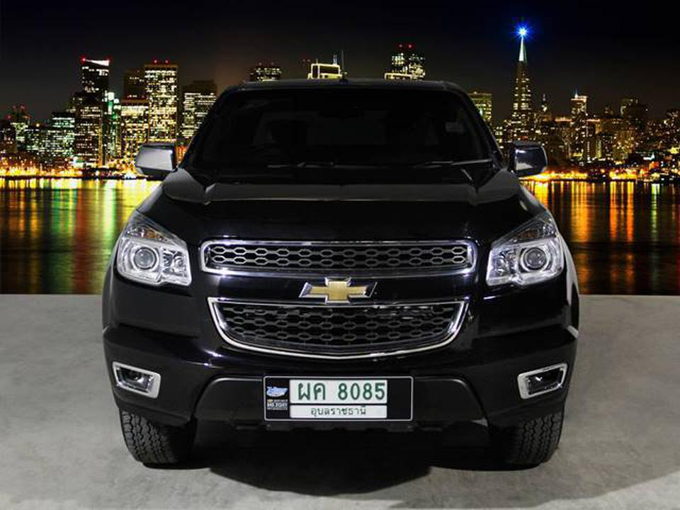 CHEVROLET #2ฒข2956 COLORADO NEW X-CAB 2.5 LT Z71 ( ABS - AIRBAG 2) รูปที่ 2