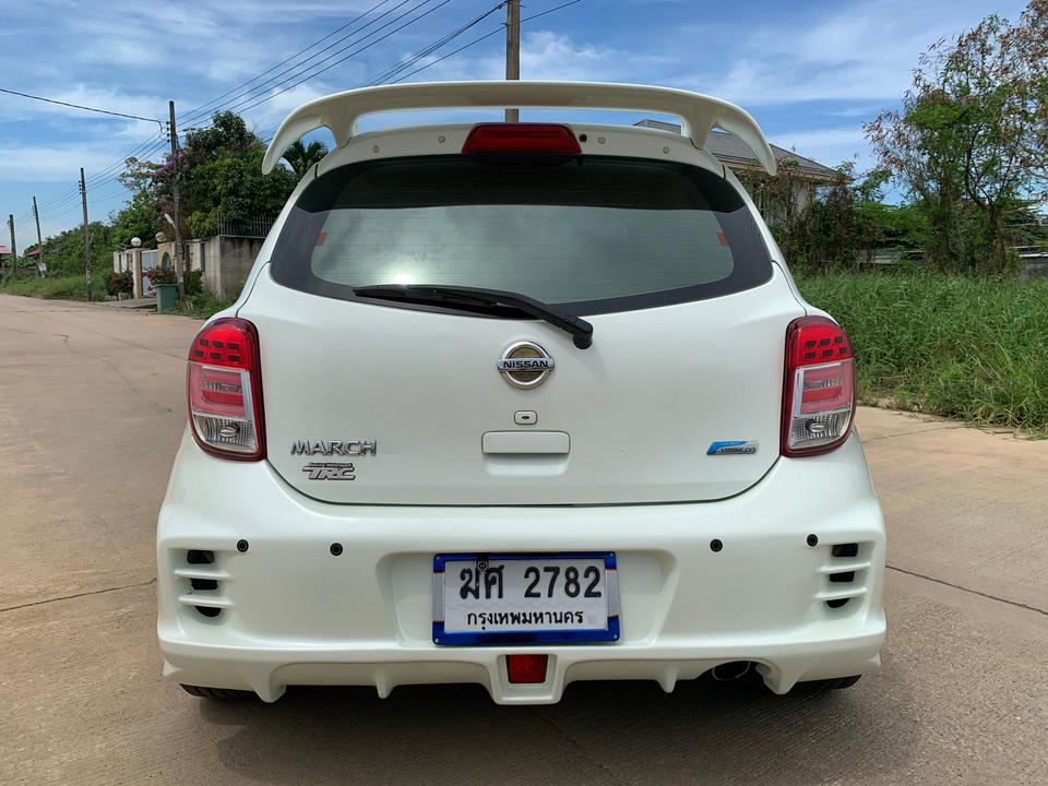 Nissan march 1.2 รูปที่ 3