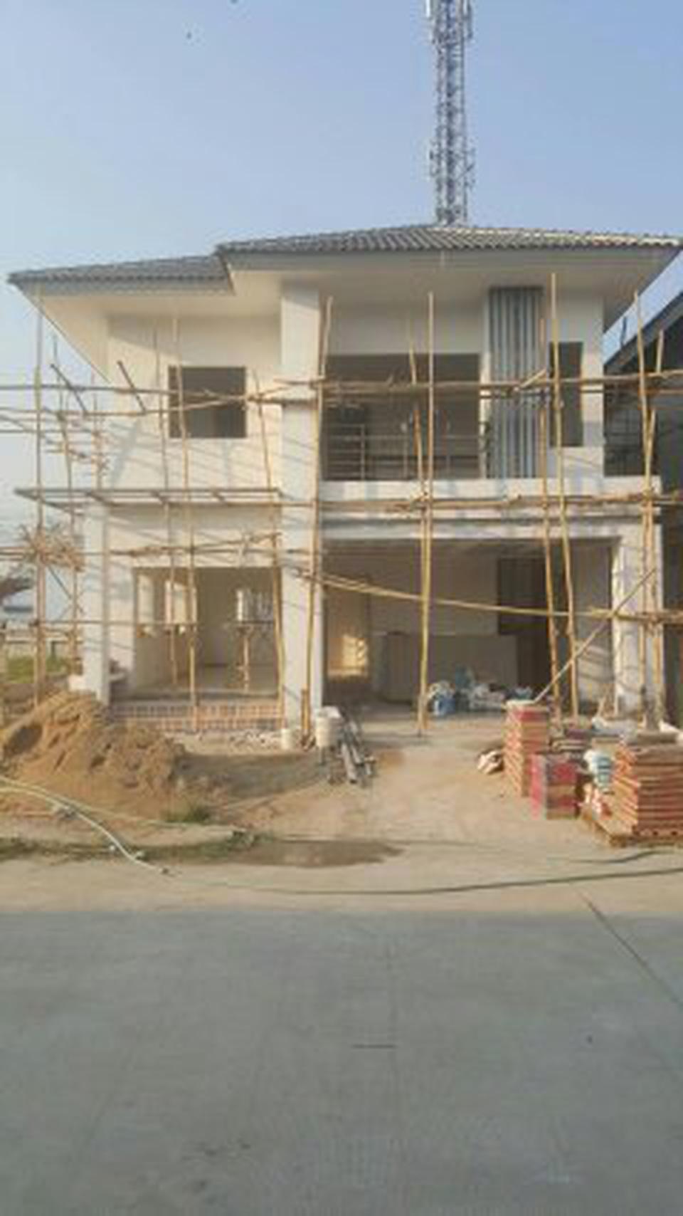 บ้านเดี่ยวเชียงใหม่ในหมู่บ้านบุรีทาน่า รูปที่ 4