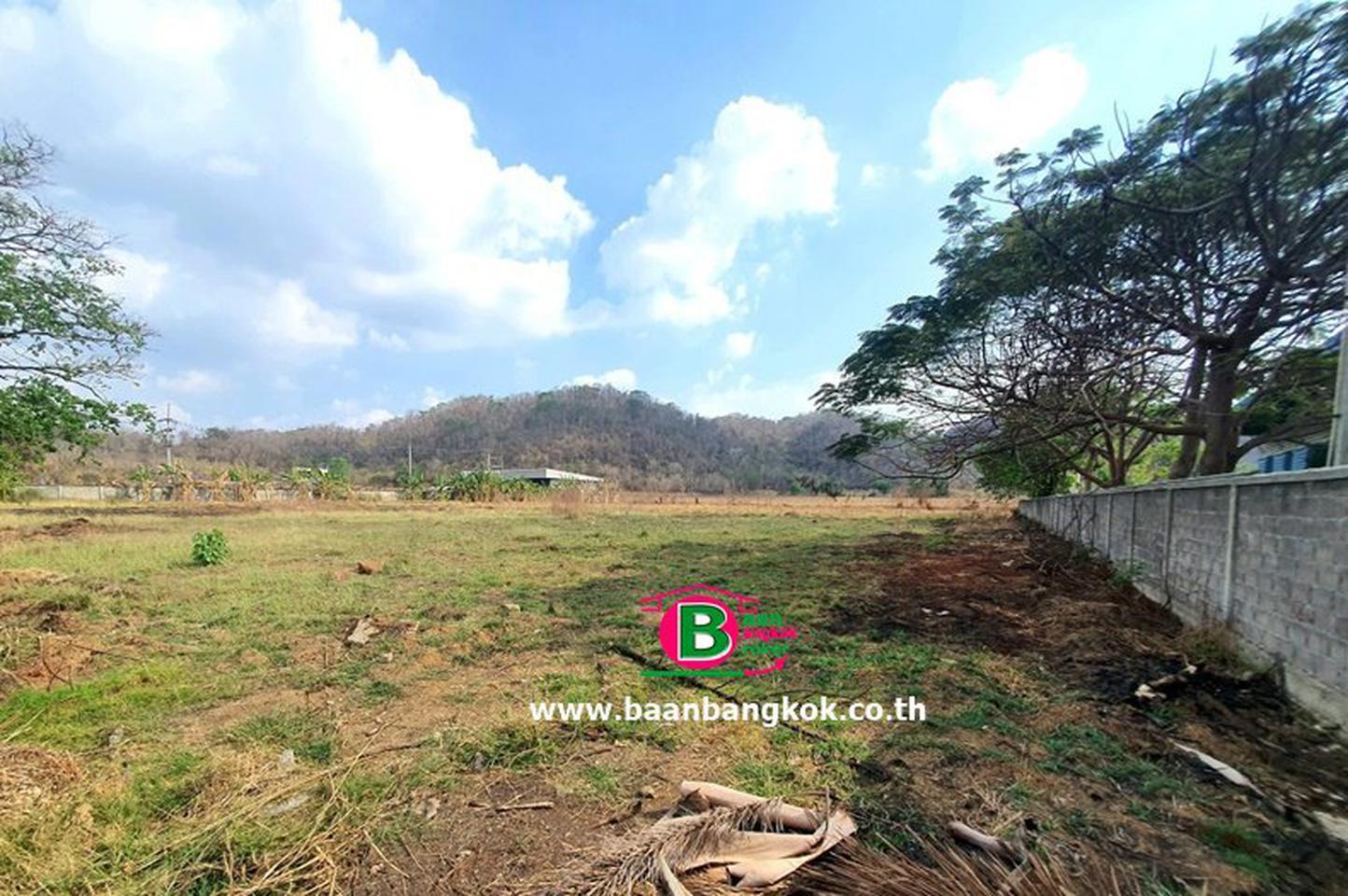 ที่ดินเปล่า 5-1-37 ไร่ แก่งคอย สระบุรี หน้ากว้างประมาณ 86 M x 100 M เป็นพื้นที่สีเขียว ทำโรงงานที่เกี่ยวข้องกับการเกษตร รูปที่ 5