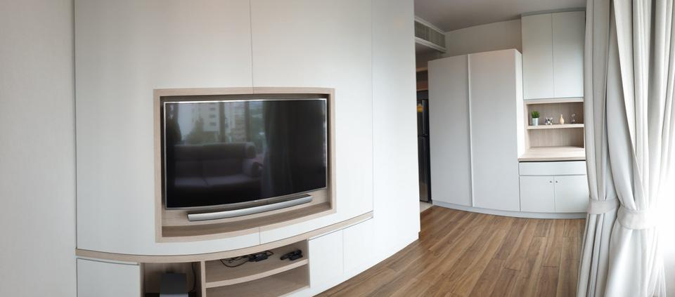 For Sale or Rent 1 Bed Condo Ceil by Sansiri รูปที่ 1