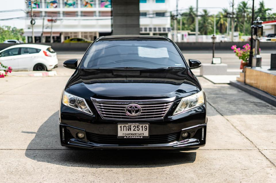 2013 TOYOTA CAMRY 2.0 G EXTREMO รูปที่ 2