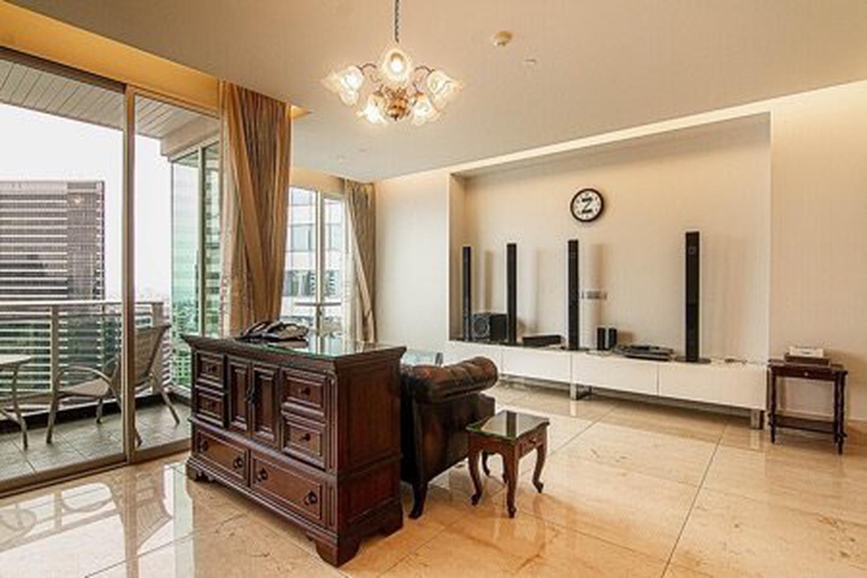 ให้เช่า คอนโด For rent The Infinity Condo ดิ อินฟินิตี้ คอนโดมิเนียม 272 ตรม. 272sqm. in the heart of Silom CBD Only one รูปที่ 2