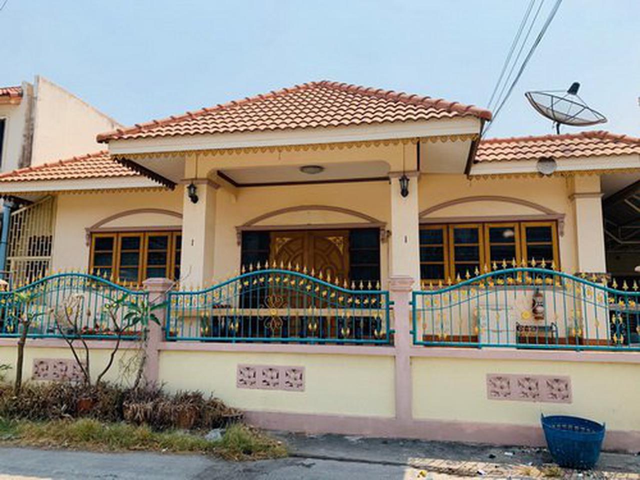 ขายบ้านเดี่ยวชั้นเดียว หมู่บ้านยุคลธร ขนาด 67.1 ตรว หมู่บ้านยุคลธร อ.พระพุทธบาท จ.สระบุรี    รูปที่ 5