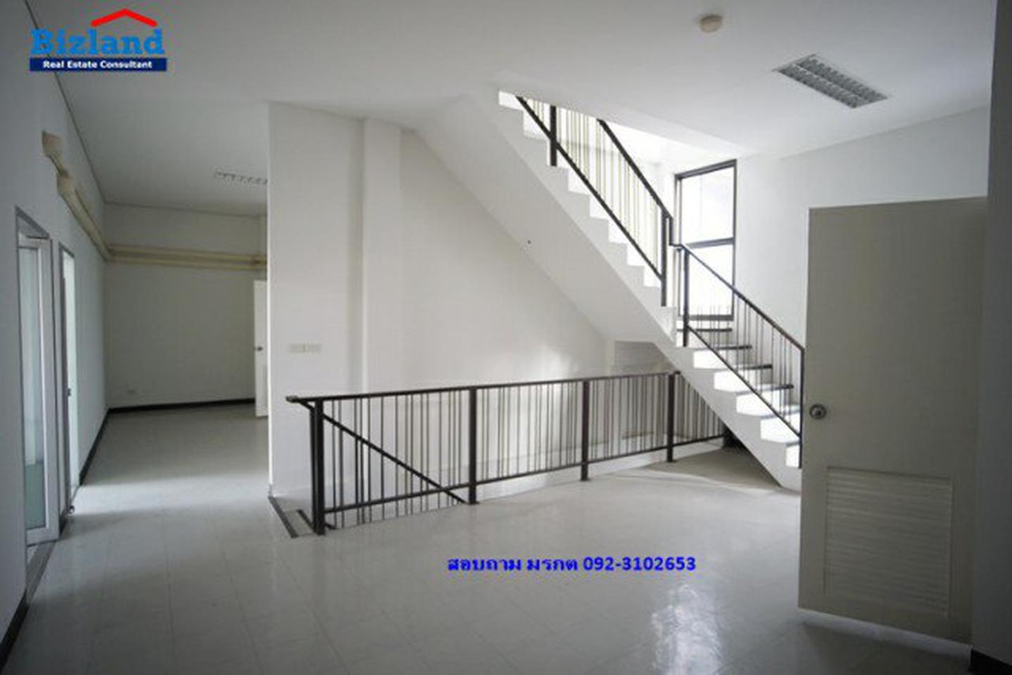 ขายอาคารพาณิชย์ 2 คูหา 3ชั้น เมืองทางธานี  รูปที่ 1