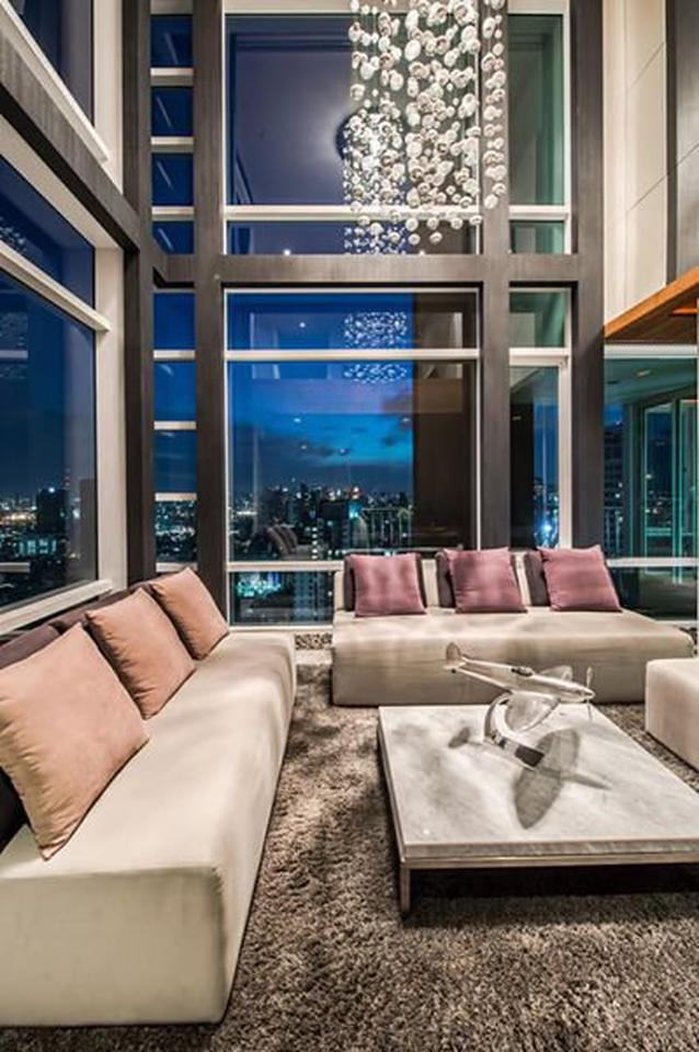 For sale : Fullerton Sukhumvit 3 floors penthouse  รูปที่ 5