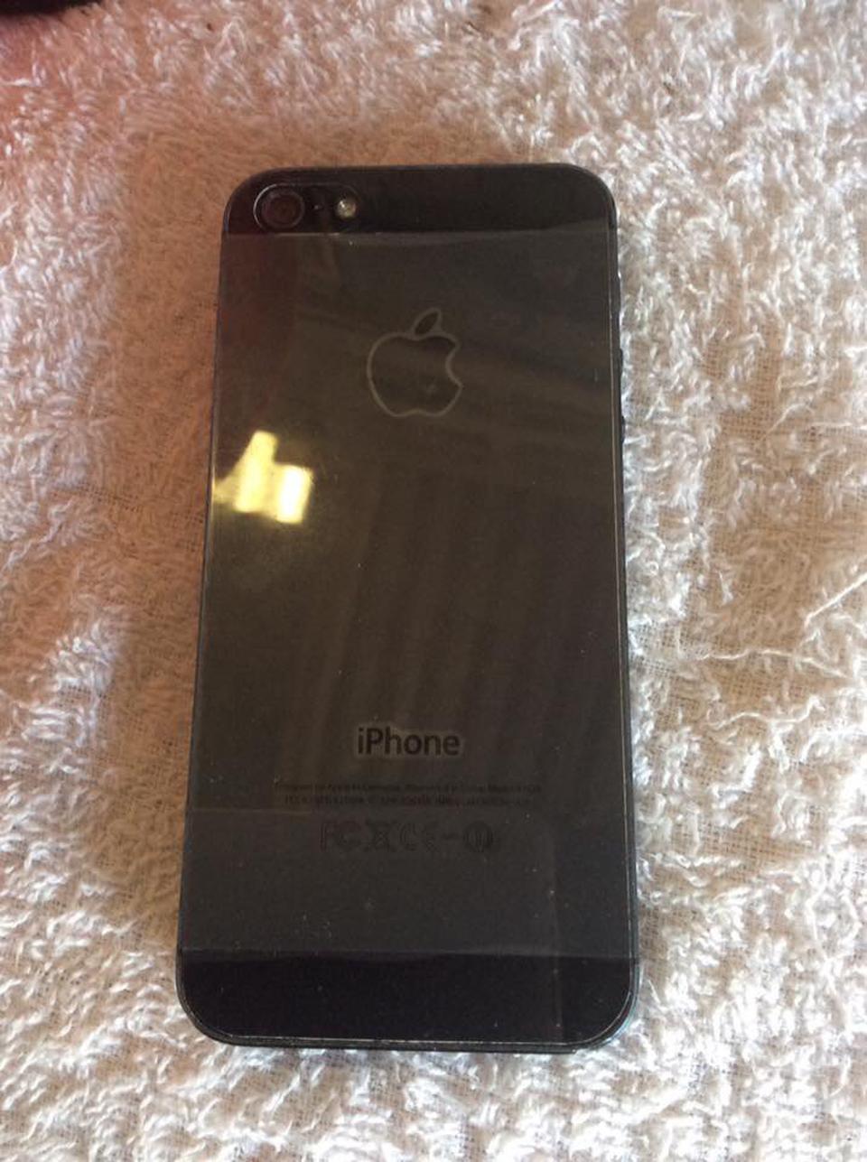 ไอโฟน 5 16 GB รูปที่ 2