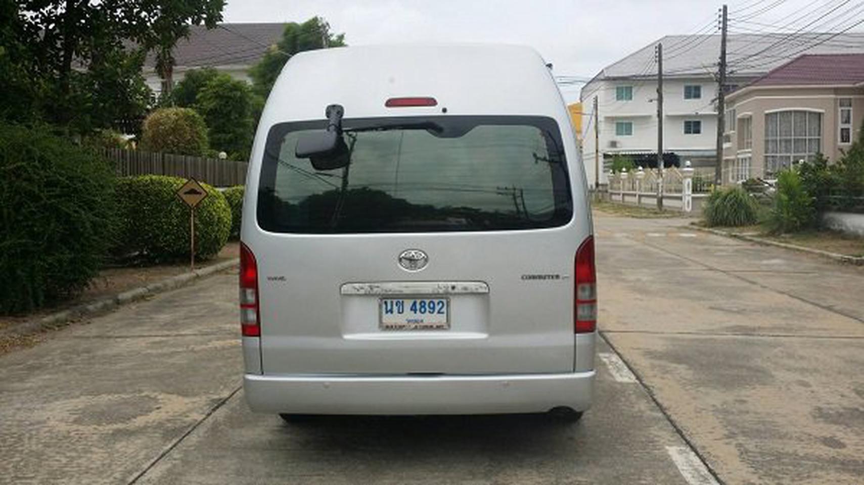 ขายรถตู้  TOYOTA  COMMUTER  2011 รูปที่ 3