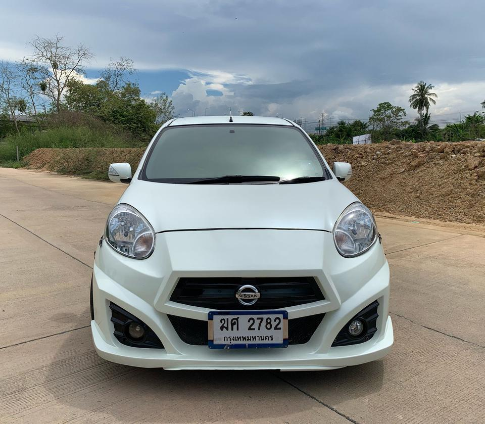 Nissan march 1.2 รูปที่ 1