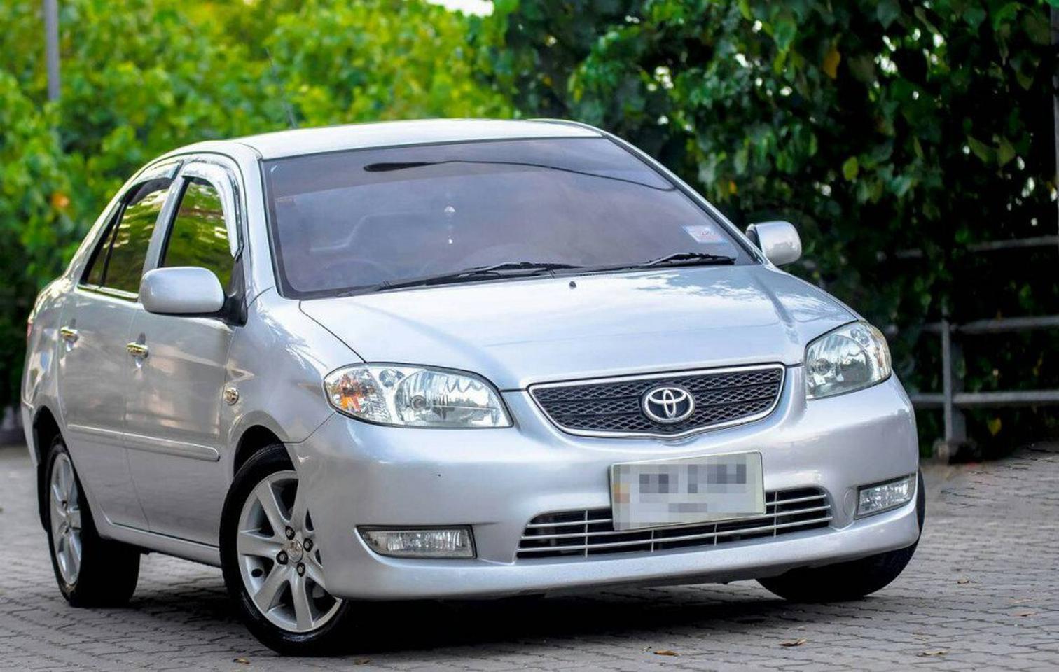 ขายรถรถเก๋ง Toyota Vios รูปที่ 1