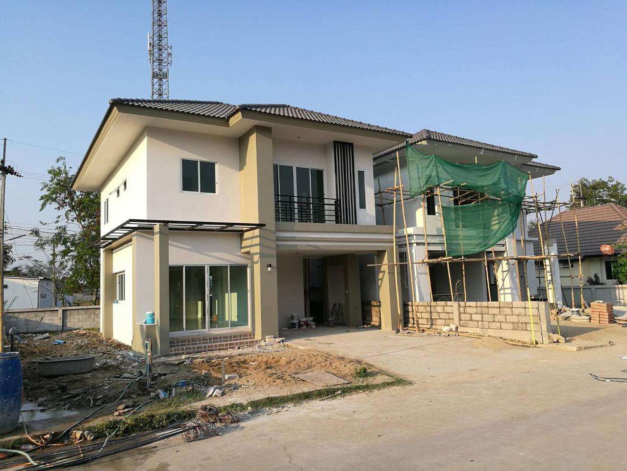 บ้านเดี่ยวเชียงใหม่ในหมู่บ้านบุรีทาน่า รูปที่ 6