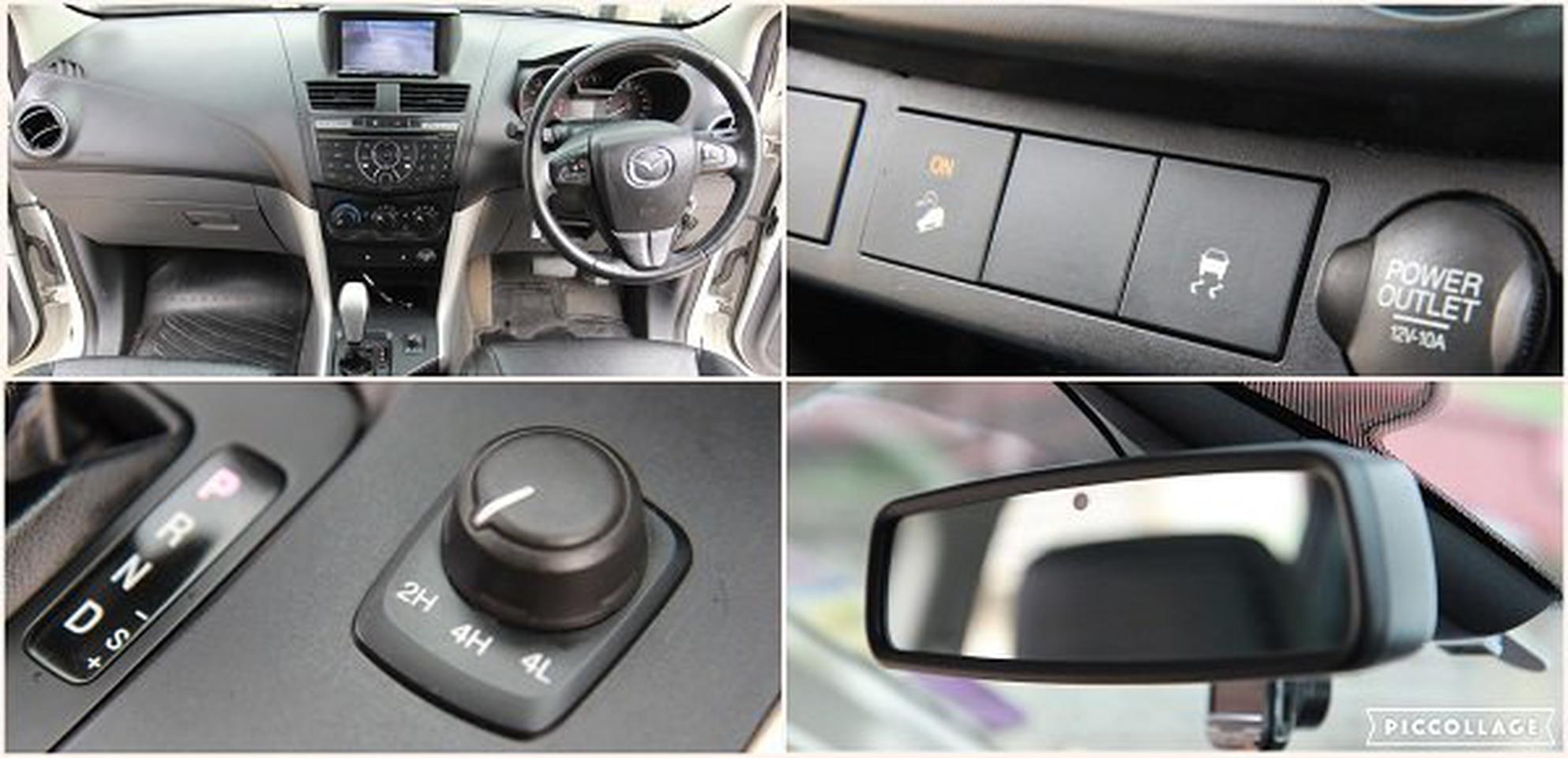 ขายรถปิคอัพ 4 ประตูยกสูง Mazda  BT50 Pro เขตปทุมวัน กทม รูปที่ 5